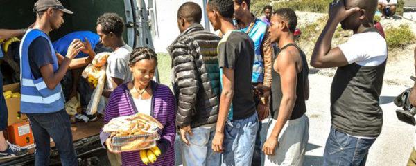 associations aident les migrants